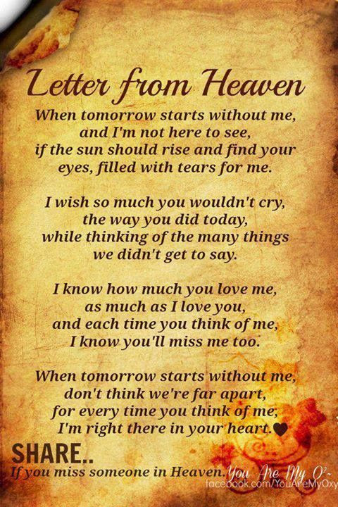 Missing Someone In Heaven Facebook Cover Quotes