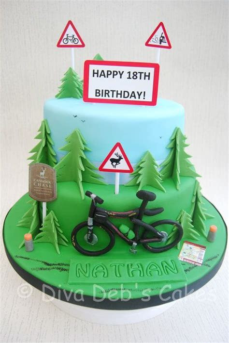 PHOTOGALLERY: Bicycle Themed Cakes Are the Answer! No