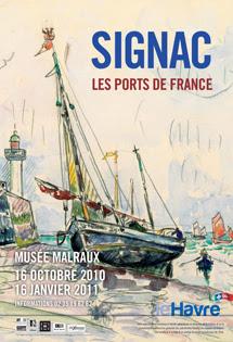 Signac. Les ports de France