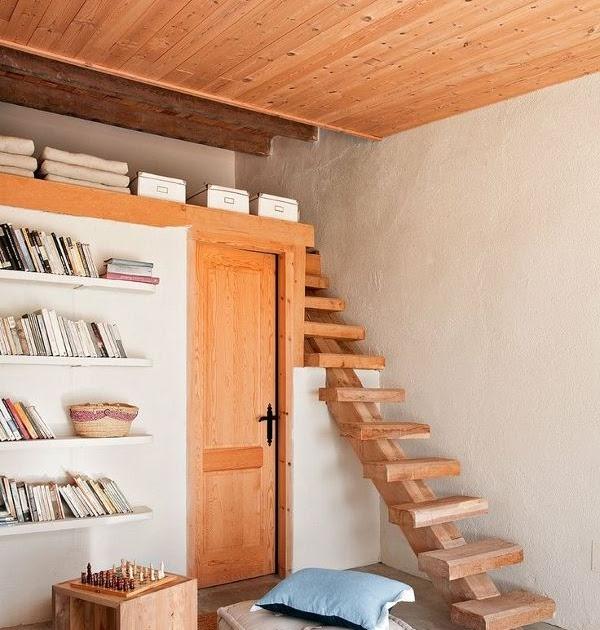 Casas prefabricadas madera escaleras de buhardilla for Casas prefabricadas de madera leroy merlin