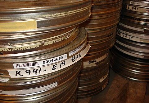 Rollos de película - Cine Analógico
