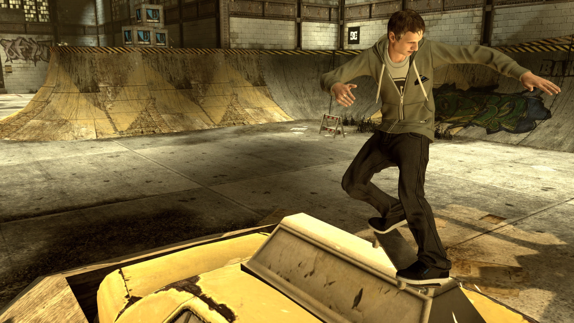 Tony Hawk Pro Skater HD is being removed from Steam screenshot