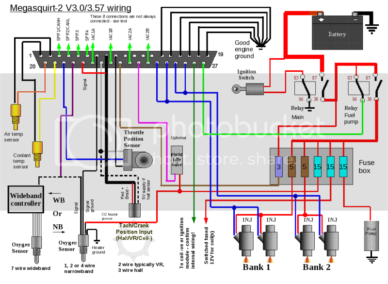 M50 Wiring Harness Diagram