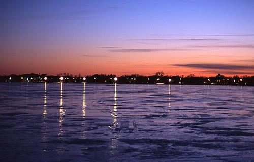 Oshkosh Ice Night
