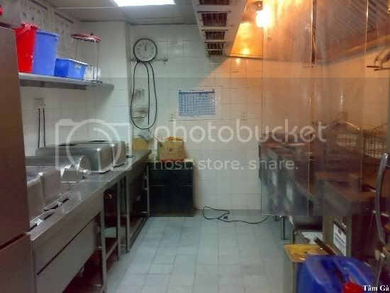 kfc position as cook in Dinh Tien Hoang