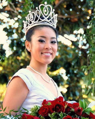 2009 Rose Parade Queen Courtney Lee
