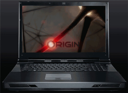 origin laptop EON17