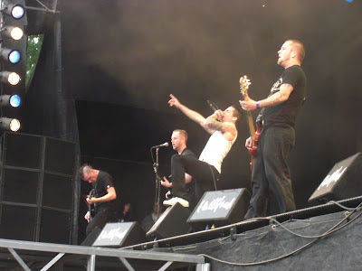 Raised Fist, Hultsfred 2008