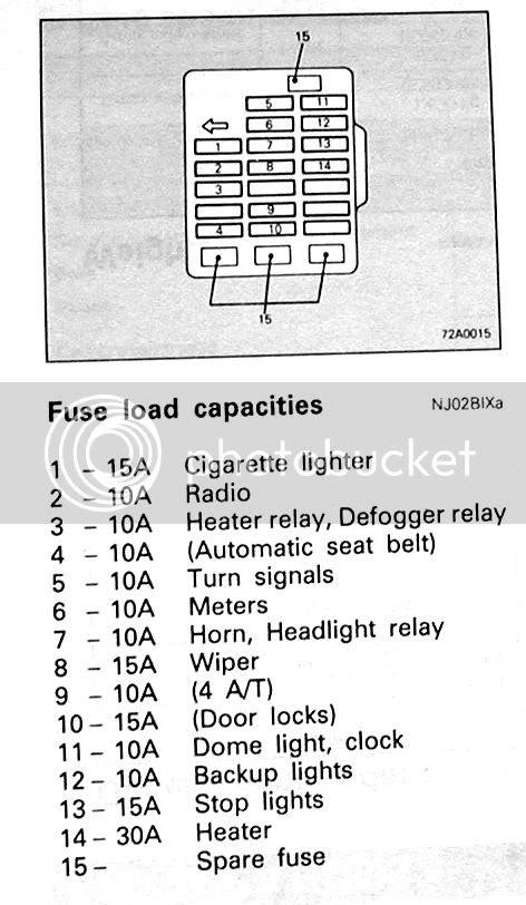 1995 Eclipse Wiring Diagram