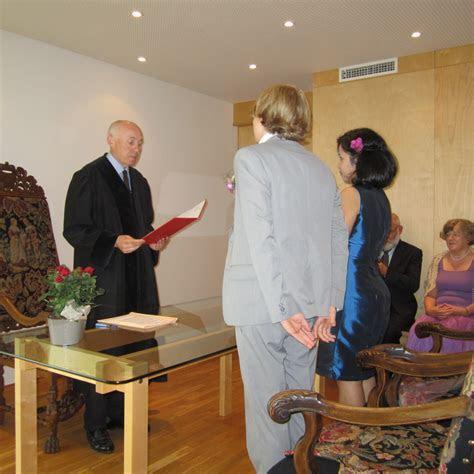 Civil Service Wedding Vows