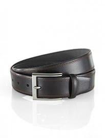 Elegant Belt In Finest Cowhide ´crido By Boss Black
