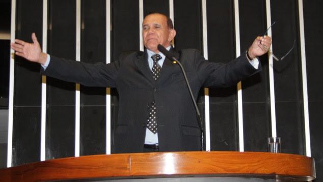 Ex-deputado Chiquinho Escórcio