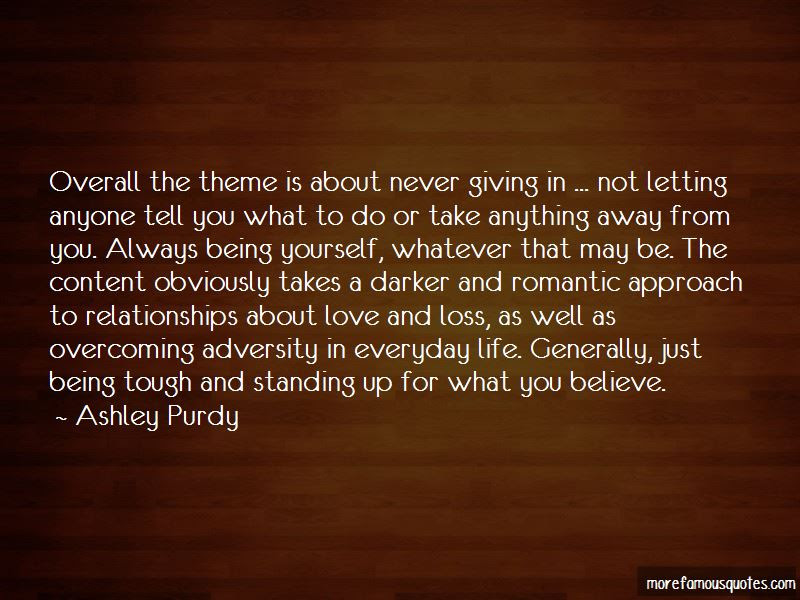 Standing By What You Believe Quotes Top 34 Quotes About Standing By