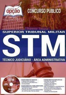 apostila  Superior Tribunal Militar 2017