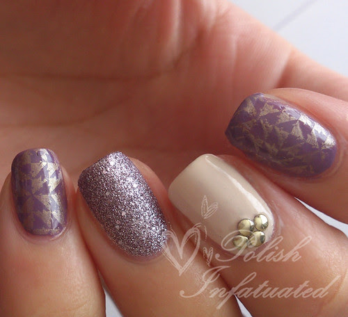 studs, stamping & texture skittle