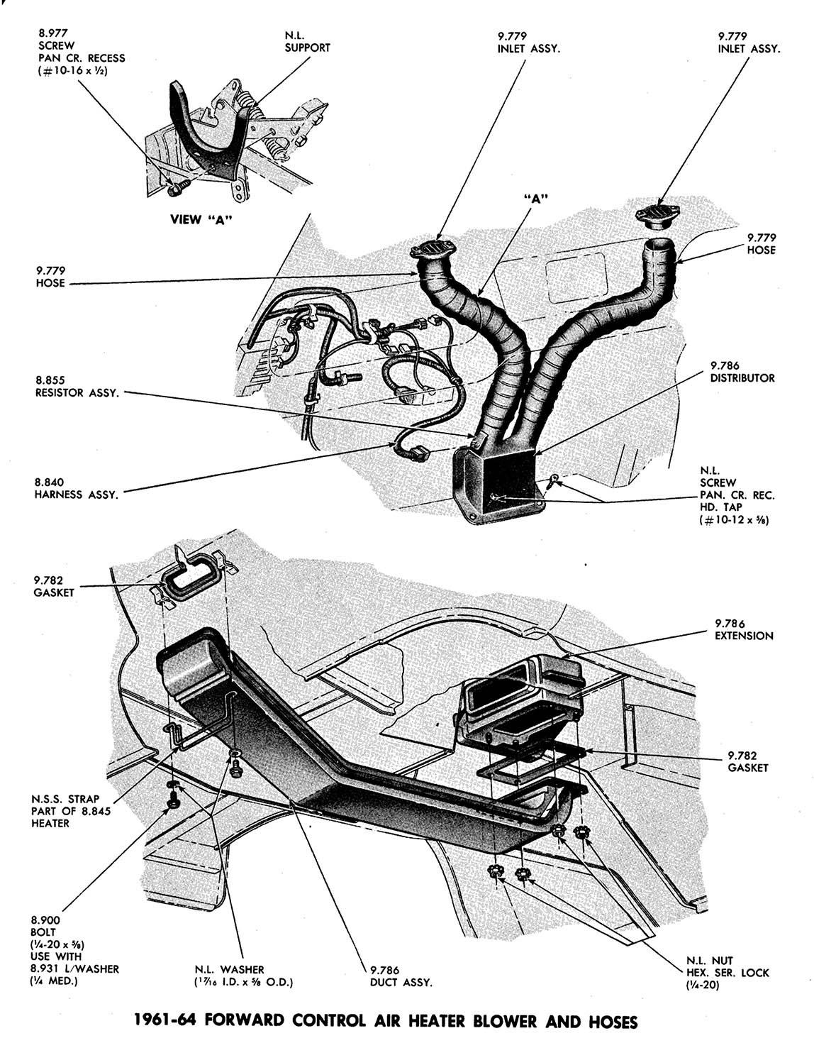 Corvair Engine Diagram
