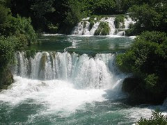 Cascadas del Krka