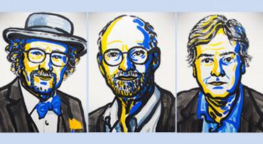 <p>Jeffrey C. Hall, Michael Rosbash y Michael W. Young, los tres ganadores del premio Nobel de Medicina 2017./ NobelPrize</p>
