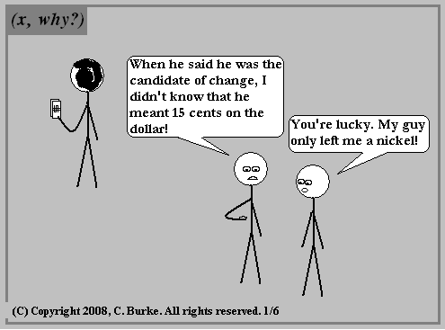 The Taxman cometh.
