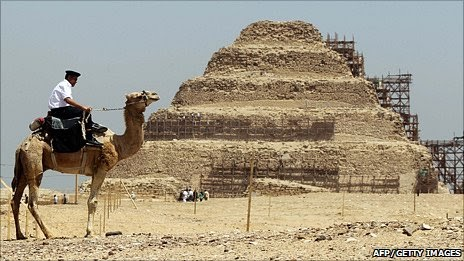 [NOVIDADE!] - Egito - Pirâmides e outras estruturas descobertas no Egipto através de raios infra-vermelhos