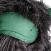 black green yeti close
