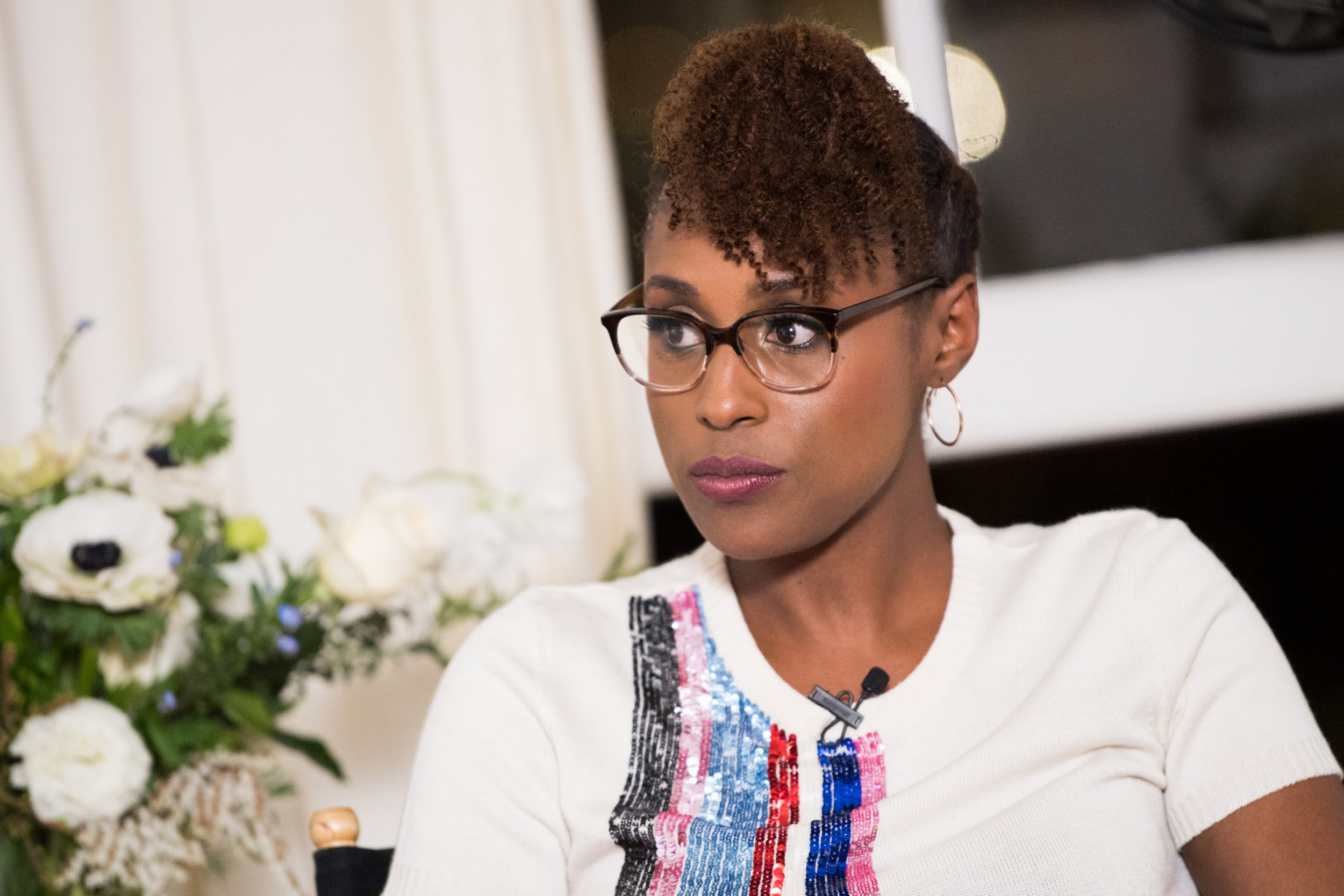 Issa Rae's Book Said Black Women Should Marry Asian Men, And People Are Angry About It Now