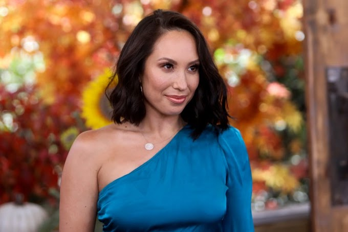 Cheryl Burke says she's tested positive for Covid
