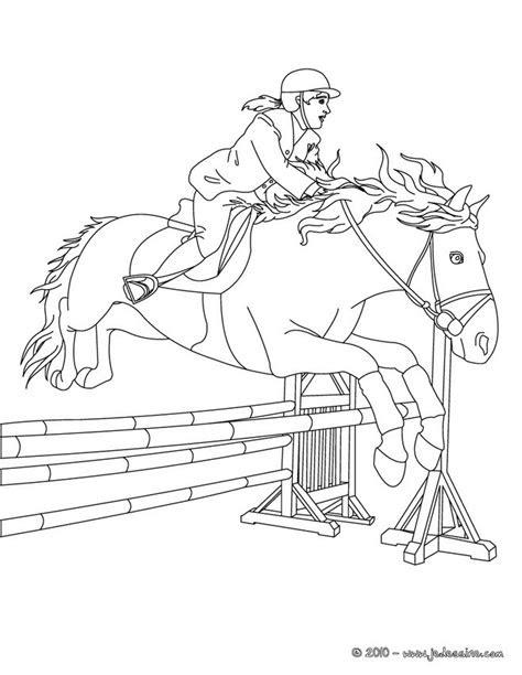 ausmalbilder pferde turnier  kostenlose malvorlagen ideen