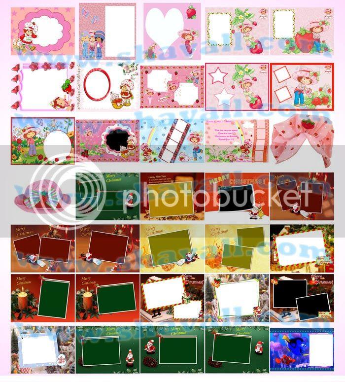 fotomontajes niños marcos