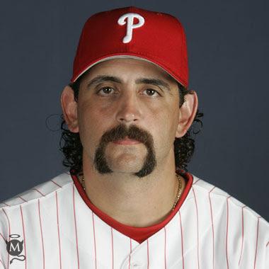 Sal Fasano - Greatest 'Stache in Baseball