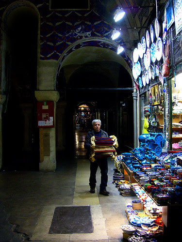 Grand Bazaar closing 2