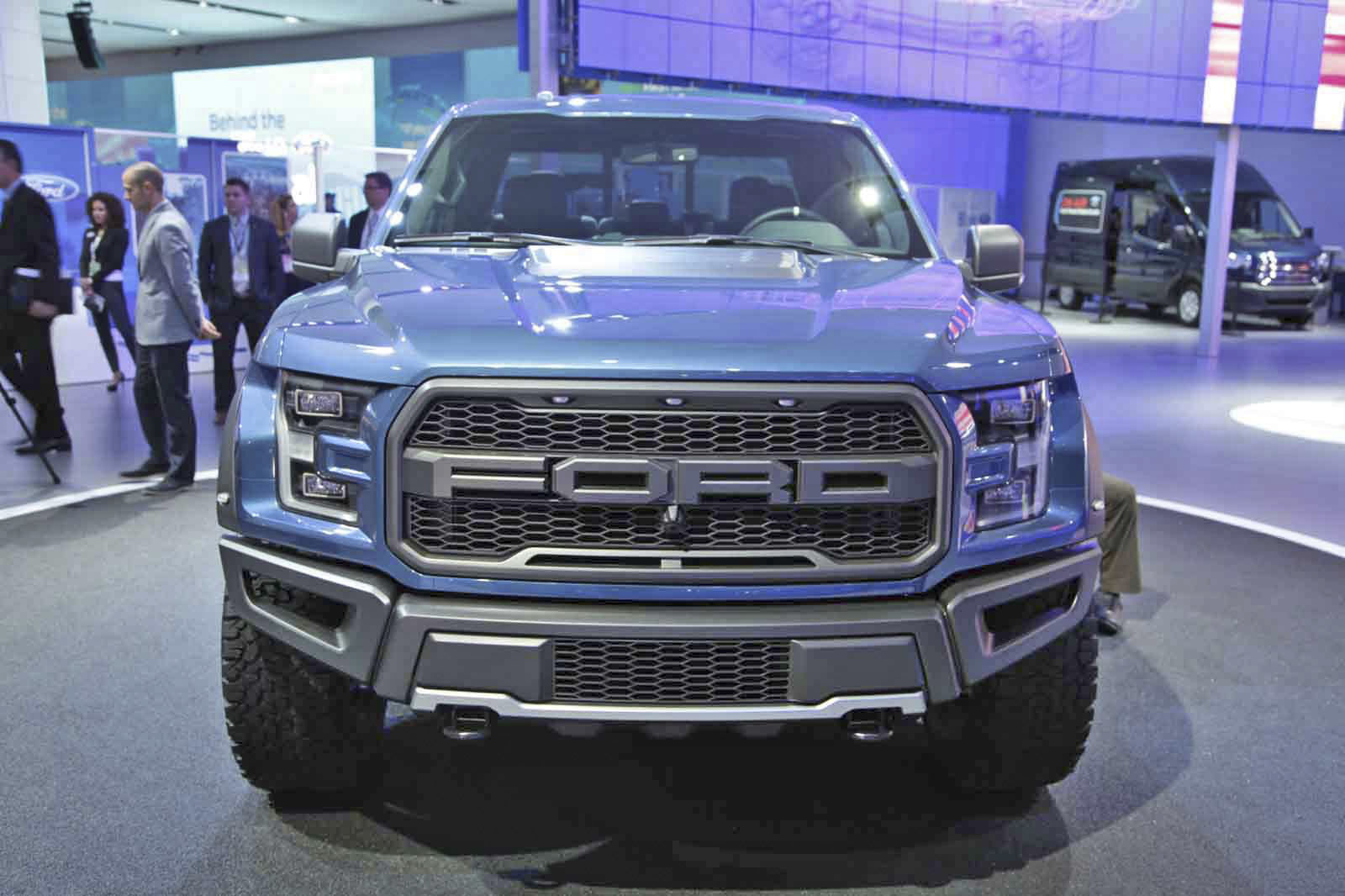 2017 Ford F-150 Raptor picture - doc613169