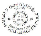 convegno_massoni_Dalla_Calabria_per_Italia_annullo_filatelico