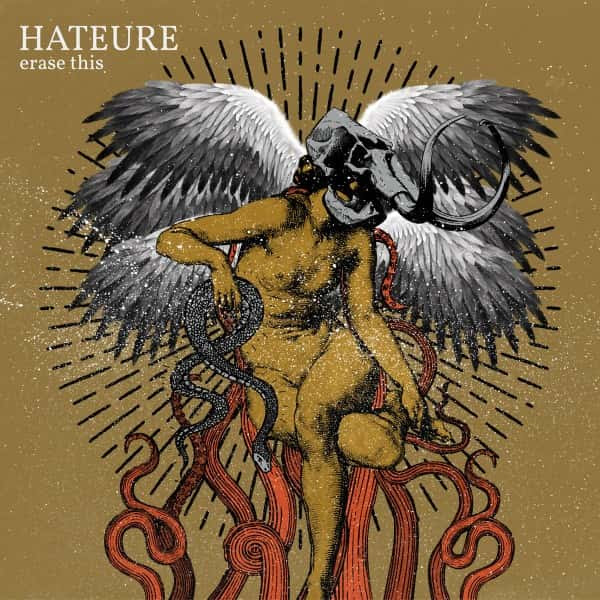 Hateure - Erase This EP Cover