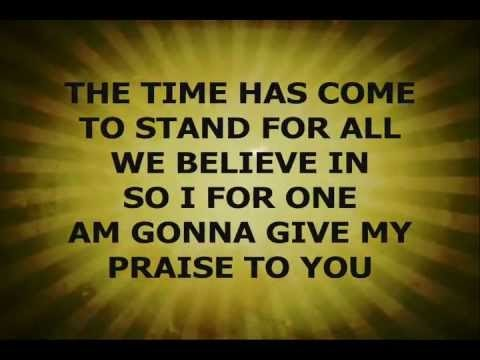 The Time Has Come Lyrics - Hillsong UNITED