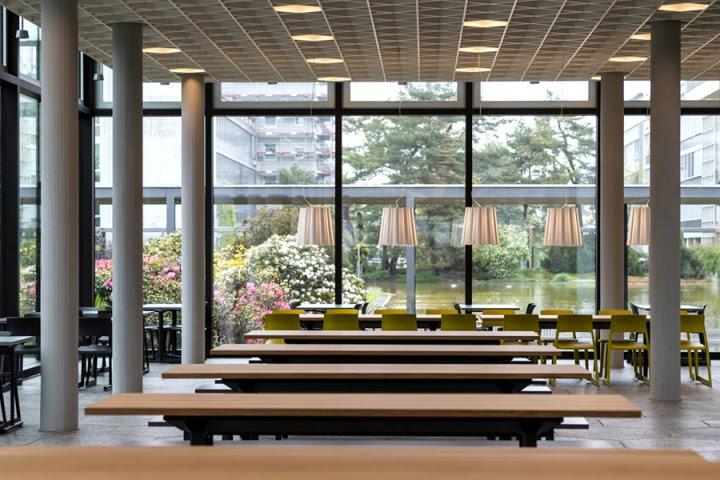 food market at the ETH Zurich by Barmade Interior Design, Zurich – Switzerland » Retail Design Blog