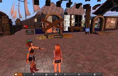 life virtual world games
