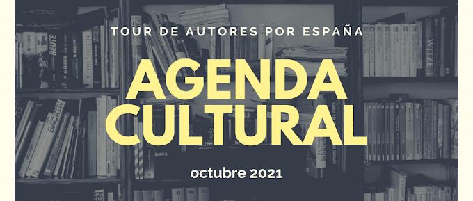 Agenda cultural Dolmen: Tour de autores