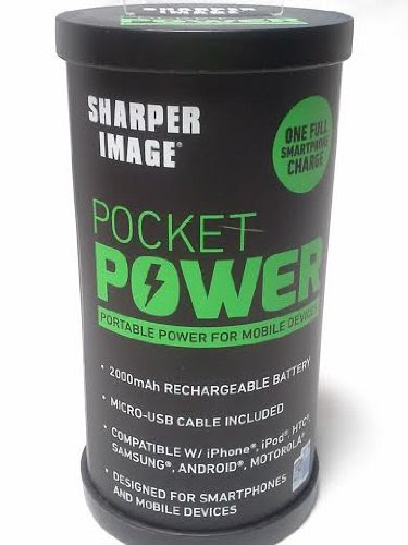 Long Time Power Bank Review Best Review Of Sharper Image Pocket