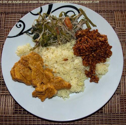 Bali 2010 - Lekker eten