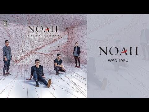 Lirik dan Chord Wanitaku Noah - Kunci Gitar Dasar
