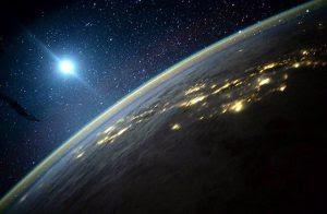 spazio pianeta terra