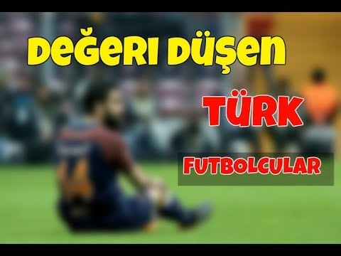 Değeri Düşen Türk Futbolcular ( Video )