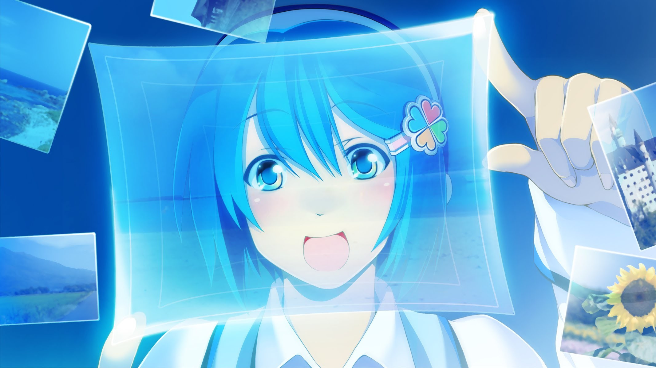 Unduh 5000 Wallpaper Anime Keren Windows 7  Paling Keren