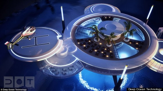 Underwater Hotels: Five Things You Need To Know (