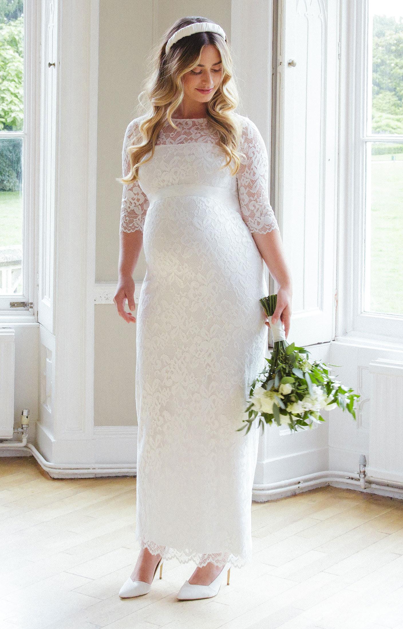 Dress Wedding Best 25 Maternity Wedding Dresses Ideas On