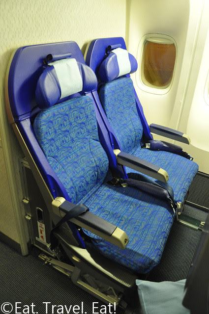 B-KPA, Economy Class Seat