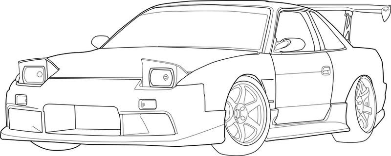 S13 Drifter By Slidingmy240sx On Deviantart Cars