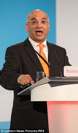 Keith Vaz, chairman of the Home Affairs select committee, said the revelations were 'simply unacceptable'