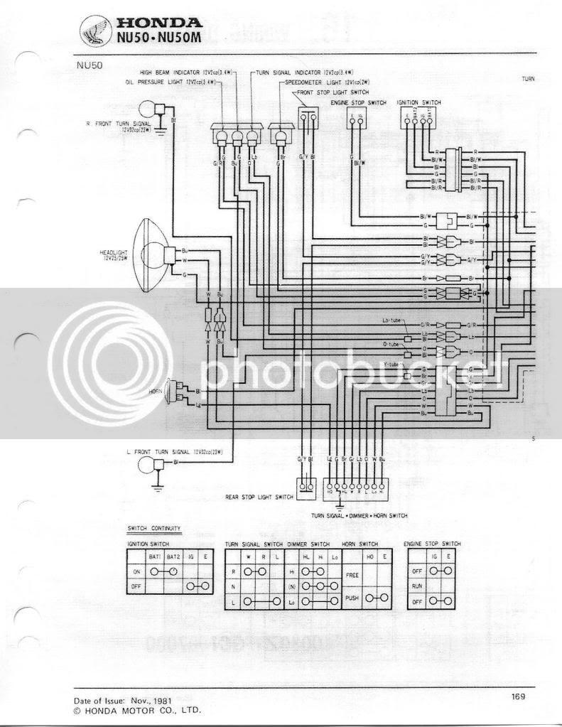 Nu50 Wiring Diagram